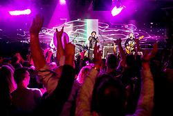 Concert of Bosnian pop rock music band Plavi orkestar, organised by Telekom Slovenije, on December 15, 2018 in Cvetlicarna, Ljubljana, Slovenia. Photo by Vid Ponikvar / Sportida