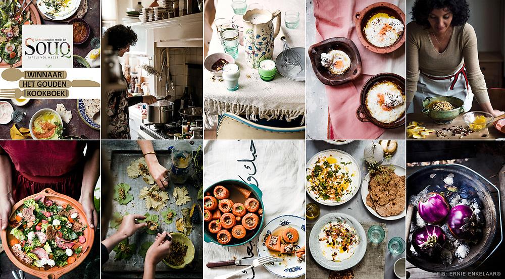 Souq, cooking book - culinary recipes