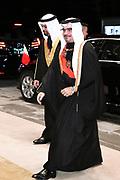 De Japanse keizer Naruhito heeft officieel de troon aanvaard en de belofte afgelegd dat hij zijn plicht als symbool van de staat zal vervullen. De 59-jarige Naruhito deed dat in een eeuwenoude ceremonie in de belangrijkste zaal van het keizerlijke paleis in Tokio in aanwezigheid van staatshoofden en gasten uit meer dan 180 landen.<br /> <br /> The Japanese emperor Naruhito has officially accepted the throne and made the promise that he will fulfill his duty as a symbol of the state. The 59-year-old Naruhito did that in an ancient ceremony in the main hall of the Imperial Palace in Tokyo in the presence of heads of state and guests from more than 180 countries.<br /> <br /> Op de foto / On the photo:  Sheikh Tamim bin Hamad Al Thani of Qatar