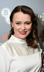 Keeley Hawes during the BFI and Radio Times Television Festival at the BFI Southbank, London.