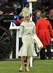 HRH THE PRINCESS ROYAL at the 3rd day of Royal Ascot 2009 on 18th June 2009.