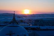 Charlotte Crosby TLC Travel show. Iqaluit]