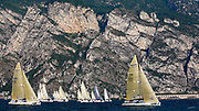 Races Day 3, 2013 Melgues European Sailing Series, Italy, © Matias Capizzano