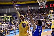 Harvey Tyler Jordon<br /> FIAT Torino - MIA-Red October Cantù<br /> Lega Basket Serie A 2016-2017<br /> Torino 26/03/2017<br /> Foto Ciamillo-Castoria/M.Matta