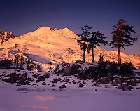Mount Baker Washington USA