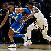 Feb 13  2019 Berkeley, CA  U.S.A.  UCLA Bruins guard Jaylen Hands (4) brings the ball up court during the NCAA Men's Basketball game between UCLA Bruins and the California Golden Bears 75-67 overtime win at Hass Pavilion Berkeley Calif.  Thurman James / CSM