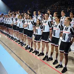 05-01-2017: Wielrennen: Zesdaagse: Rotterdam:<br /> teampresentaatie Sunweb<br /> 6 daagse Rotterdam 2017