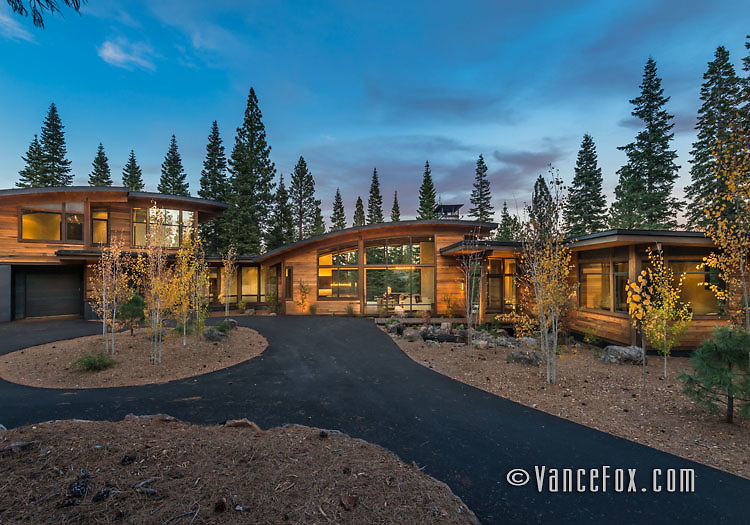 Martis Camp Home 112, Martis Camp, Truckee, Ca by Walton Architecture and Jim Morrison Construction. Vance Fox Photography