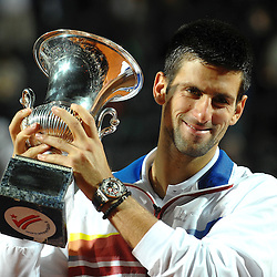 20110515: ITA, ATP and WTA World Tour, Finals at Rome Masters
