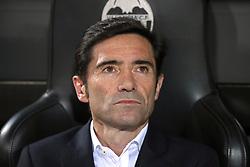Valencia Manager Marcelino García Toral