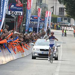 Sportfoto archief 2012<br /> Marianne Vos wint Tropheo Binda