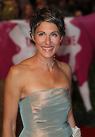 Tamsin Greig Tamara Drewe UK Premiere, Odeon Cinema, Leicester Square, London, UK, 06 September 2010: For piQtured Sales contact: Ian@Piqtured.com +44(0)791 626 2580 (Picture by Richard Goldschmidt/Piqtured)