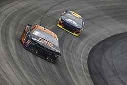 May 6, 2018 - Dover, Delaware, United States of America - Jamie McMurray (1) battles for position during the AAA 400 Drive for Autism at Dover International Speedway in Dover, Delaware. (Credit Image: © Justin R. Noe Asp Inc/ASP via ZUMA Wire)