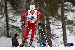 BJOERNDALEN Ole Einar of Norway during Men 10 km Sprint of the e.on IBU Biathlon World Cup on Thursday, March 6, 2014 in Pokljuka, Slovenia. The first e.on IBU World Cup stage is taking place in Rudno polje - Pokljuka, Slovenia until Sunday March 9, 2014. Photo by Matic Klansek Velej / Sportida