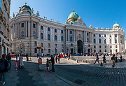 The Hofburg Palace, Vienna, Austria
