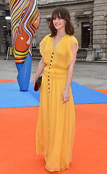 Sai Bennett at the Royal Academy of Arts Summer Exhibition Preview Party 2017, Burlington House, London England. 7 June 2017.
