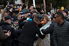 Christiano Ronaldo in Madrid Court - 22 Jan 2019