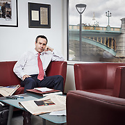 Lionel Barber at the Financial Times