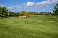 GOES - Hole 14.  favoriete hole volgens veel leden. Golfbaan De Goese Golf,   op Zuid-Beveland, COPYRIGHT  KOEN SUYK