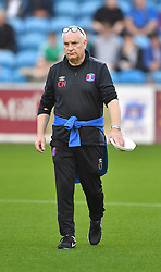 Carlisle United's Kit Man Colin Nixon