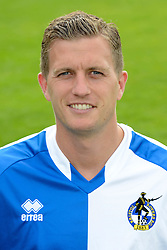 Lee Mansell of Bristol Rovers - Mandatory byline: Dougie Allward/JMP - 07966386802 - 03/08/2015 - FOOTBALL - Bristol Rovers Training Ground -Bristol,England - Bristol Rovers Headshots