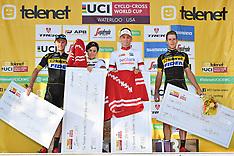 Trek CX Cup' cyclocross cycling race - 25 September 2017