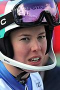 Michelle Gisin anlässlich des Audi FIS Ski World Cups 2018 der Frauen in Lenzerheide