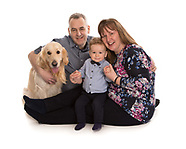 Pounder Family's  Photo-shoot