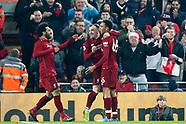 Liverpool v Newcastle United 261218