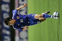 ''†'ºr•ã/Shunsuke Nakamura (JPN), <br /> SEPTEMBER 7, 2005 - Football : <br /> KIRIN CHALLENGE CUP 2005 <br /> between Japan 5-4 Honduras <br /> at Miyagi Stadium, Miyagi, Japan. . <br /> (Photo by YUTAKA/AFLO SPORT/Digitalsport<br /> Norway only