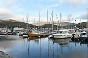 A view of Dingle Harbour in County Kerry 2017.<br /> Photo: Don MacMonagle