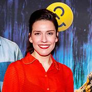 NLD/Amsterdam/20180205 - The Full Monty premiere, Renee van Wegberg