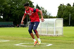 Jojo Wollacott is put through his paces as Bristol City return to training ahead of their 2017/18 Sky Bet Championship campaign - Mandatory by-line: Robbie Stephenson/JMP - 30/06/2017 - FOOTBALL - Failand Training Ground - Bristol, United Kingdom - Bristol City Pre Season Training - Sky Bet Championship