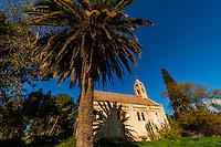 Church in Bethlehem on the Galilee, Israel.