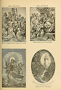 Stations of the Cross From ' The pictorial Catholic library ' containing seven volumes in one: History of the Blessed Virgin -- The dove of the tabernacle -- Catholic history -- Apparition of the Blessed Virgin -- A chronological index -- Pastoral letters of the Third Plenary. Council -- A chaplet of verses -- Catholic hymns  Published in New York by Murphy & McCarthy in 1887