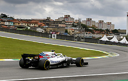 November 10, 2018 - Sao Paulo, Brazil - Motorsports: FIA Formula One World Championship 2018, Grand Prix of Brazil World Championship;2018;Grand Prix;Brazil ,  #18 Lance Stroll ( CAN, Williams Martini Racing) (Credit Image: © Hoch Zwei via ZUMA Wire)