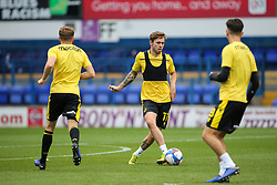 Sam Nicholson of Bristol Rovers during the warm up - Mandatory by-line: Arron Gent/JMP - 05/09/2020 - FOOTBALL - Portman Road - Ipswich, England - Ipswich Town v Bristol Rovers - Carabao Cup