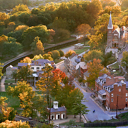 Harpers Ferry October afternoon