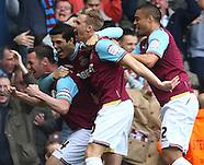West Ham United v Cardif City 070512