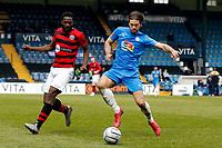 Harry Cardwell. Stockport County FC 2-2 Maidenhead United FC. Vanarama National League. Edgeley Park. 17.4.21