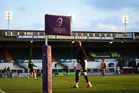 Rugby Union - 2020 / 2021 European Rugby Challenge Cup - Semi-final - Leicester vs Ulster - Welford Road<br /> <br /> A general view of Mattioli Woods Welford Road, home of Leicester Tigers.<br /> <br /> COLORSPORT/ASHLEY WESTERN