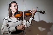 The Kreutzer Stradivarius violin being played by Tamsin Waley-Cohen (violinist) ahead of it going on free public view in London from 10-14 May. The violin leads Christie's New York sale of 'An American Dynasty: The Clark Family Treasures', on June 18th, and is estimated at between $7.5 and $10 million. The Stradivarius violin to be offered is a particularly fine example, which dates to circa 1731. Known as the Kreutzer, the instrument was named for Rodolphe Kreutzer (1766-1831), the great French violinist, who likely came into the possession of Kreutzer while he was conducting for the Theatre de Monsieur in Paris.  It would be the one violin that Kreutzer held most special to him and would retain it throughout his life. Antonio Stradivari is recognized as the greatest violinmaker in history. He is believed to have produced close to a thousand instruments during his time, of which approximately 650 survive today.