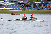 Race: 345  Event: W C 2-  Final<br /> <br /> British Rowing Masters Championships 2018<br /> Sunday<br /> <br /> To purchase this photo, or to see pricing information for Prints and Downloads, click the blue 'Add to Cart' button at the top-right of the page.
