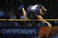 Renaud Lavillenie competes in men pole vault during the European Championships 2018, at Olympic Stadium in Berlin, Germany, Day 6, on August 12, 2018 - Photo Philippe Millereau / KMSP / ProSportsImages / DPPI