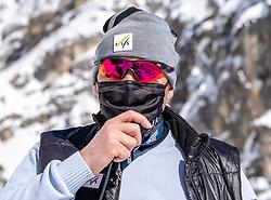 12.02.2021, Cortina, ITA, FIS Weltmeisterschaften Ski Alpin, Abfahrt, Herren, Training, im Bild Markus Waldner (FIS Chef Renndirektor Weltcup Ski Alpin Herren) // Markus Waldner Chief Race Director World Cup Ski Alpin Men of FIS in action during the trainingsrun for the mens Downhill of FIS Alpine Ski World Championships 2021 in Cortina, Italy on 2021/02/12. EXPA Pictures © 2021, PhotoCredit: EXPA/ Johann Groder