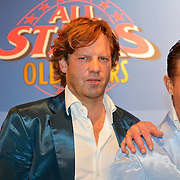 NLD/Amsterdam/20111010 - Premiere All Stars 2, Peter Paul Muller en Danny de Munk
