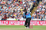 Sussex's David Wiese during the Vitality T20 Finals Day semi final 2018 match between Sussex Sharks and Somerset at Edgbaston, Birmingham, United Kingdom on 15 September 2018.