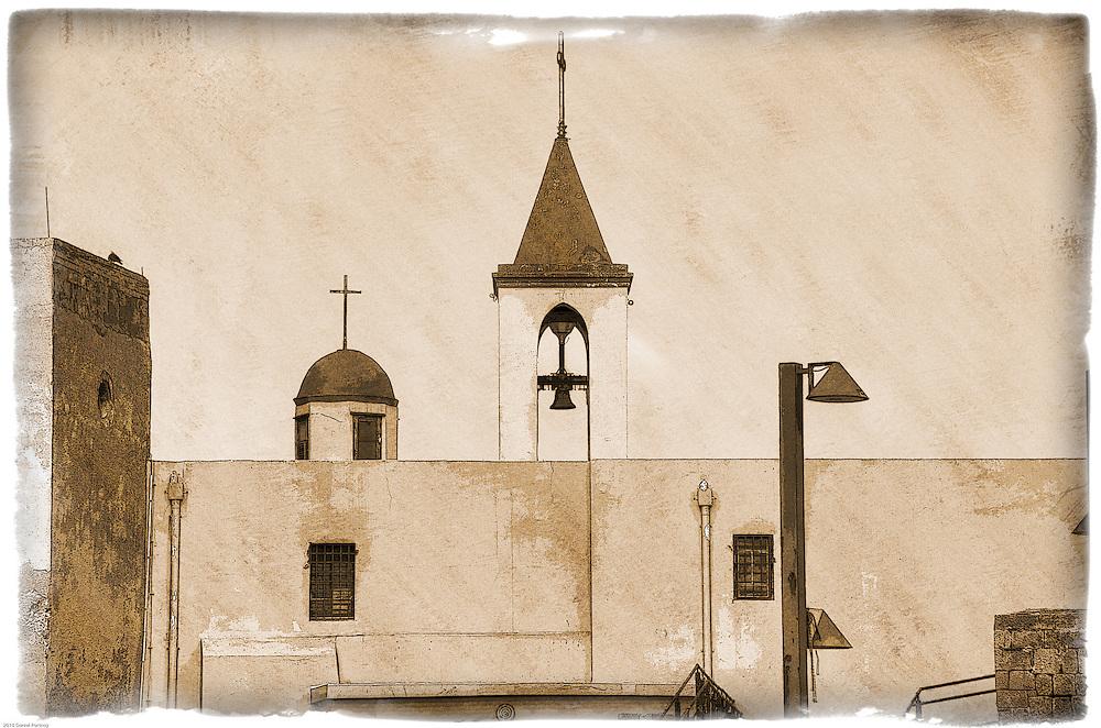 Church in Acre