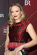 Judith Neumann auf dem Roten Teppich anlässlich der Verleihung des 41. Bayerischen Filmpreises 2019 am 17.01.2020 im Prinzregententheater München.