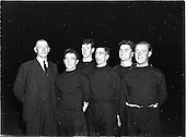 1952 Shelbourne Heads have Board Meeting at New Stadium